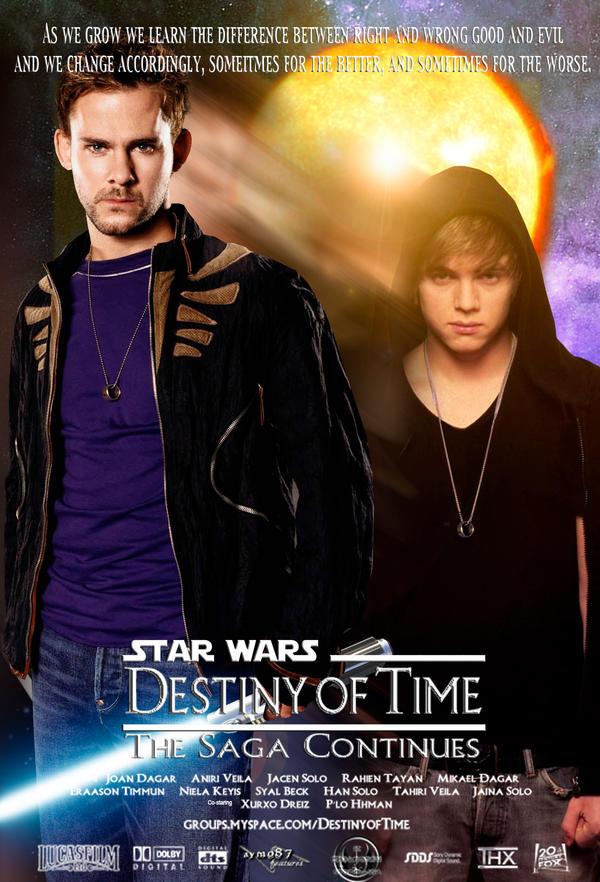 Ben Skywalker by DistantDream on DeviantArt