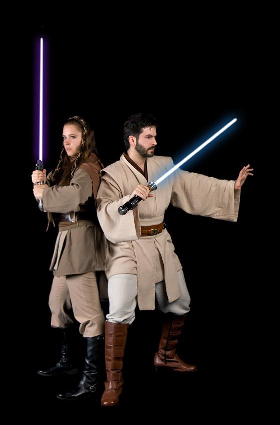 The Jedi by DistantDream