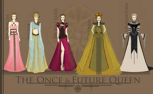The Once and Future Queen