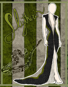 House Couture - Slytherin