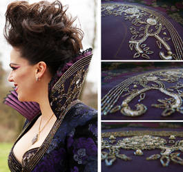 The Evil Queen's Bling