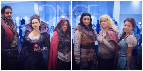 Once Upon a Time at DragonCon