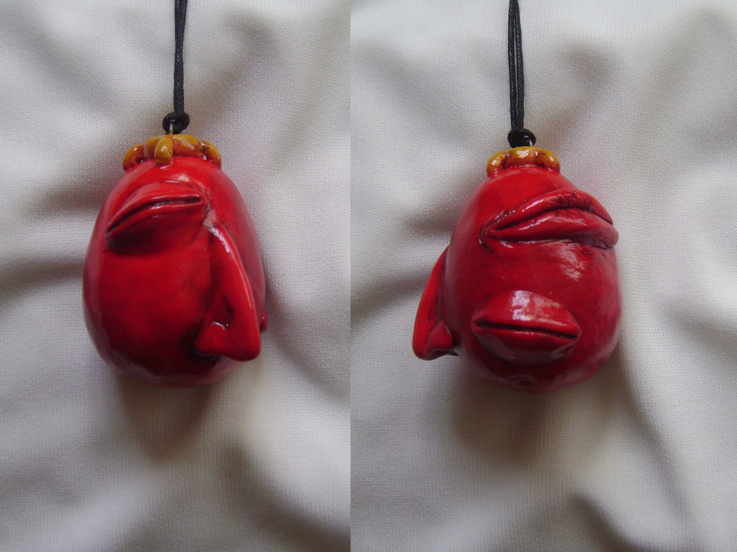 hong item bead products image s cinnabar crimson necklace carved kong chinese antique