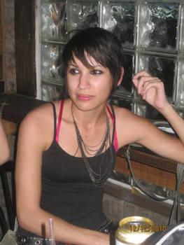 Me at Jackalopes in Austin