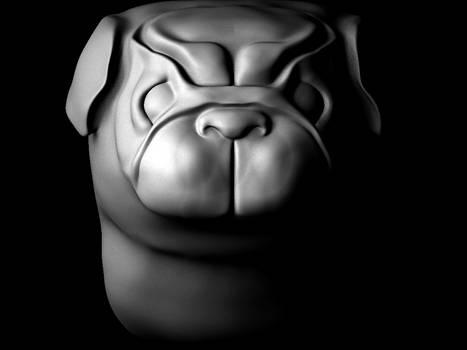 3D Pug