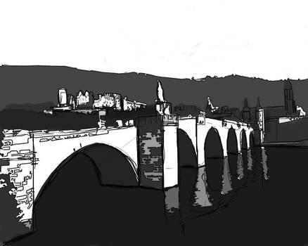 Heidelberg Bridge