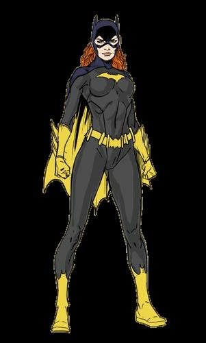 Batgirl Three Jokers Transparent By Wb51417 On Deviantart