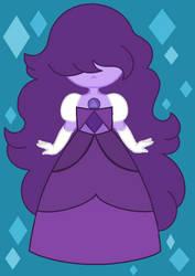 Gemsona ~ Violet Sapphire