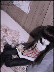 :Alone: by Avalon-Photography