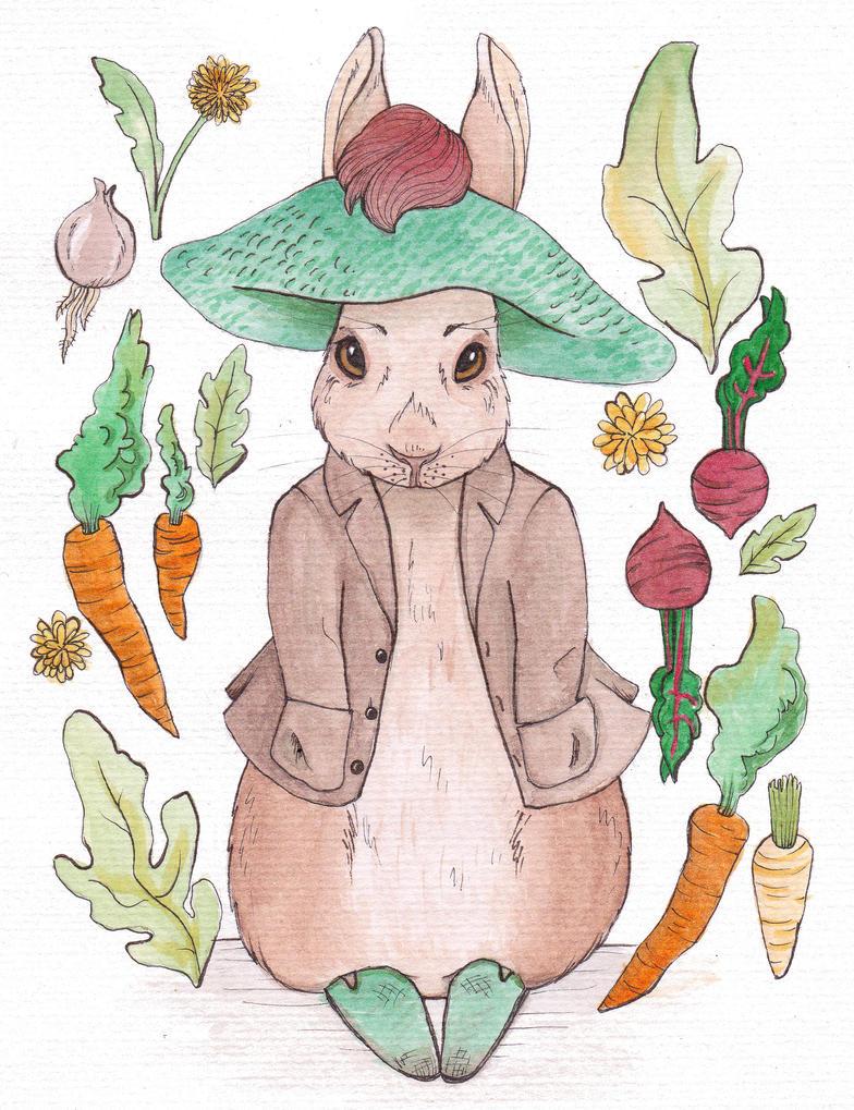 Benjamin Bunny by Busbi