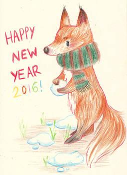2016 foxie