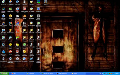 My Current Desktop Image by YoshioKun13