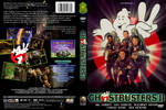 Ghostbusters II DVD Cover A