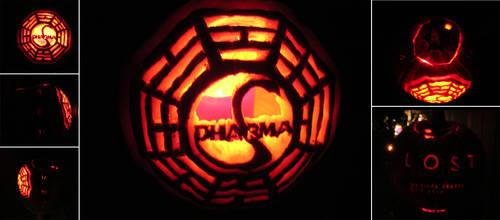 LOST Dharma Swan Logo by YoshioKun13