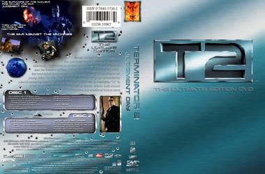 TERMINATOR 2 DVD Cover A by YoshioKun13