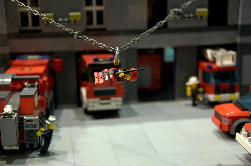Firefighter by Yenneferx