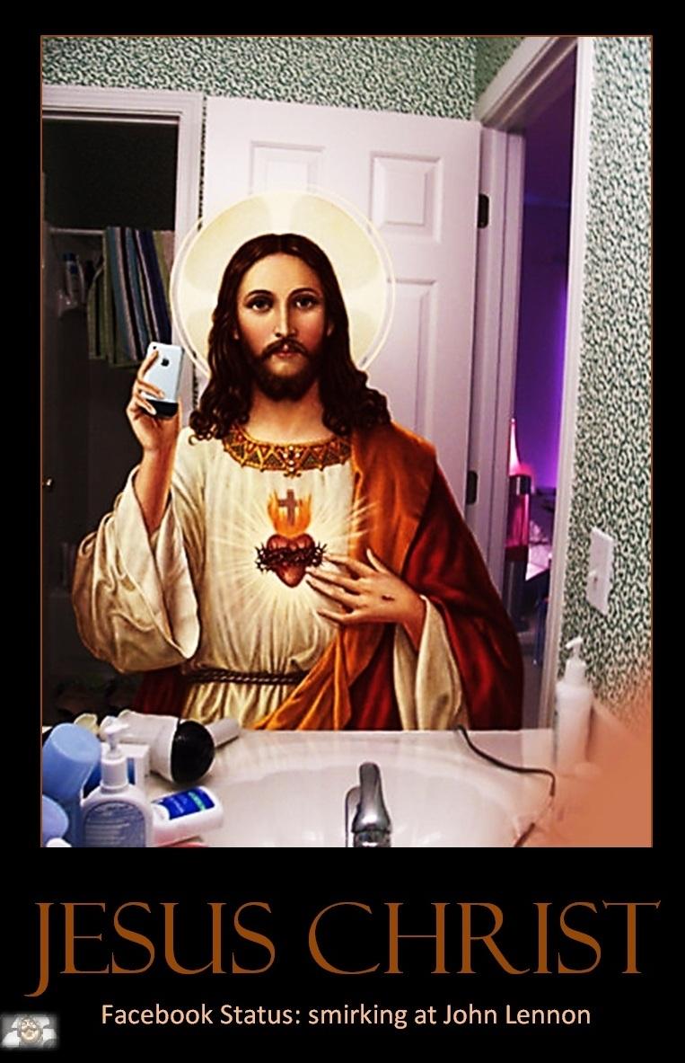 Иисус христос статус