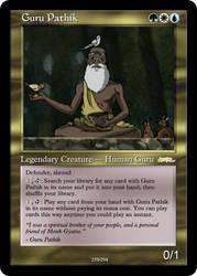 AtlA Magic-Set Guru Pathik by DarkMoldo