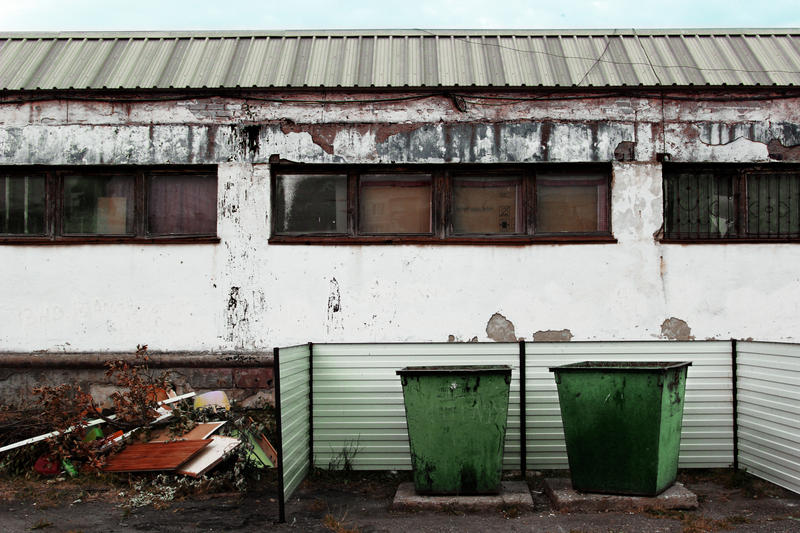 Abandoned by Igotdonuts