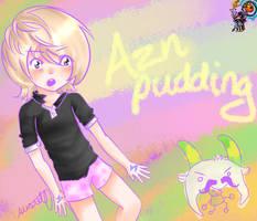 Art trade: Aznpudding03
