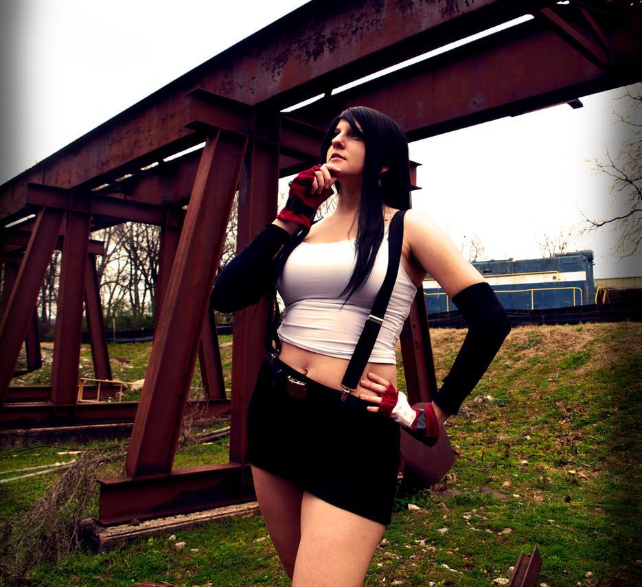 Tifa Lockhart by Hikari-Cosplay