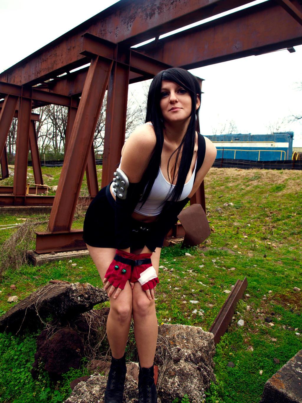 Tifa Lockhart Cosplay by Hikari-Cosplay