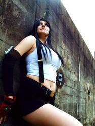 Tifa Cosplay by Hikari-Cosplay