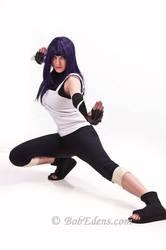 Anbu Hinata Cosplay by Hikari-Cosplay