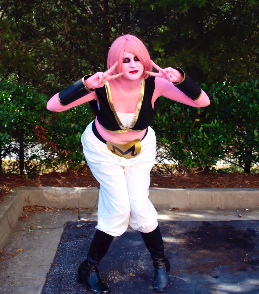 Kawaii Buu by Hikari-Cosplay ... : kid buu costume  - Germanpascual.Com