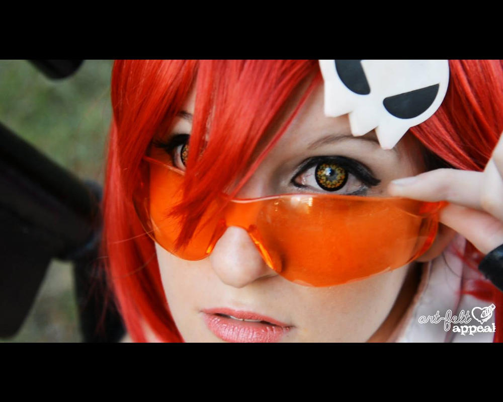 The Eyes of Yoko by Hikari-Cosplay