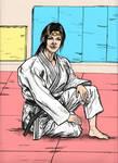 DC Comics Big Barda, Stunning Judo Warrior