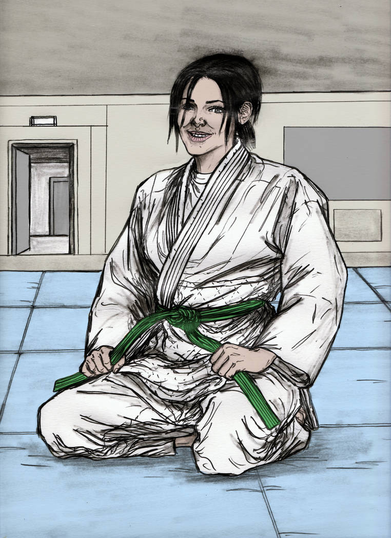 Teaser For Upcoming Judo Story Featuring Tracey