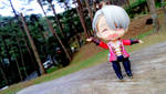 Viktor Nikiforov: Welcome to the Forest! by emeraldbeam