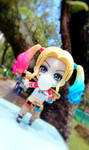 Harley Quinn: Bubble Gum by emeraldbeam