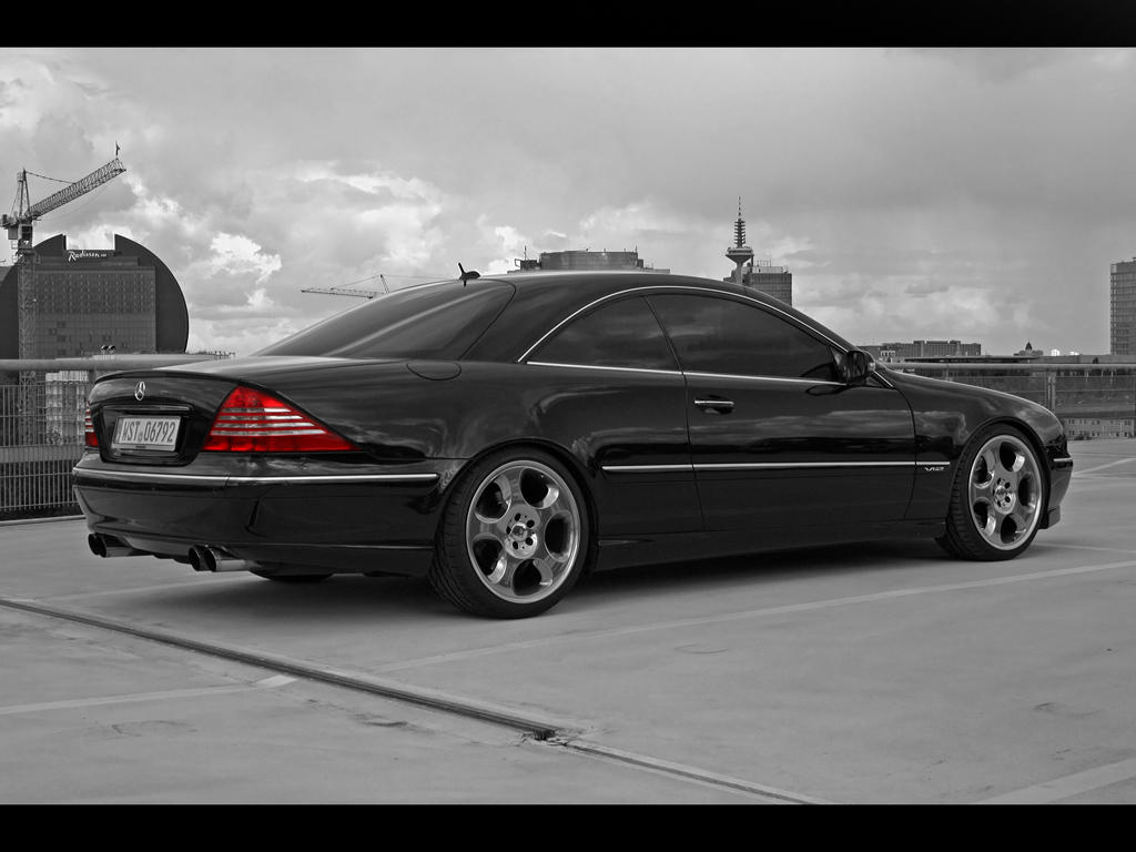 2005 Mercedes Benz CL 65 AMG (C215) Long Term Test by Edmund's ...