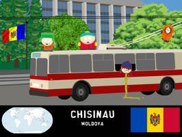 South Park Travelers - Chisinau by niels827