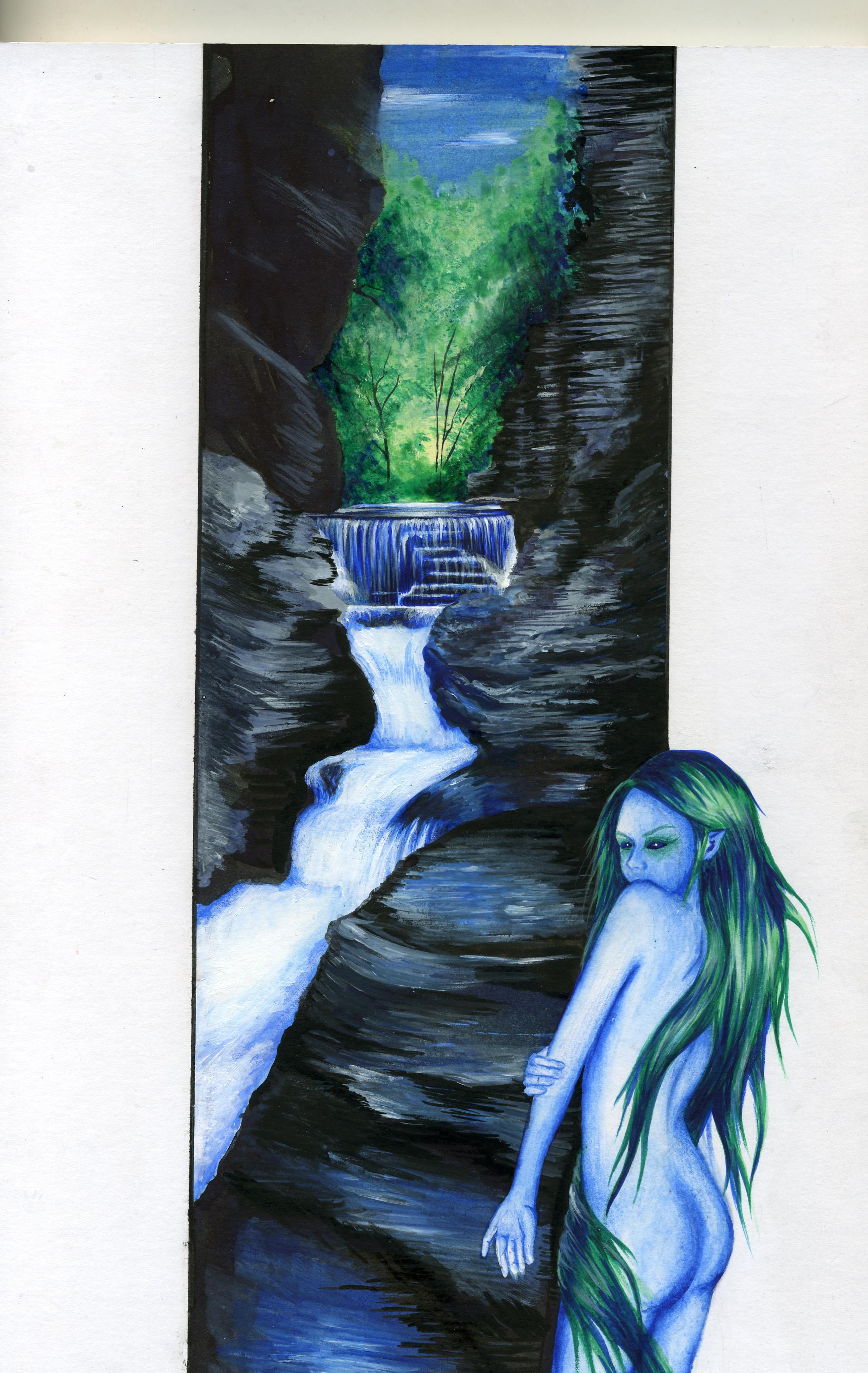 Norse Mythology: Vanaheim by xblondegothx on DeviantArt  Norse Mythology...