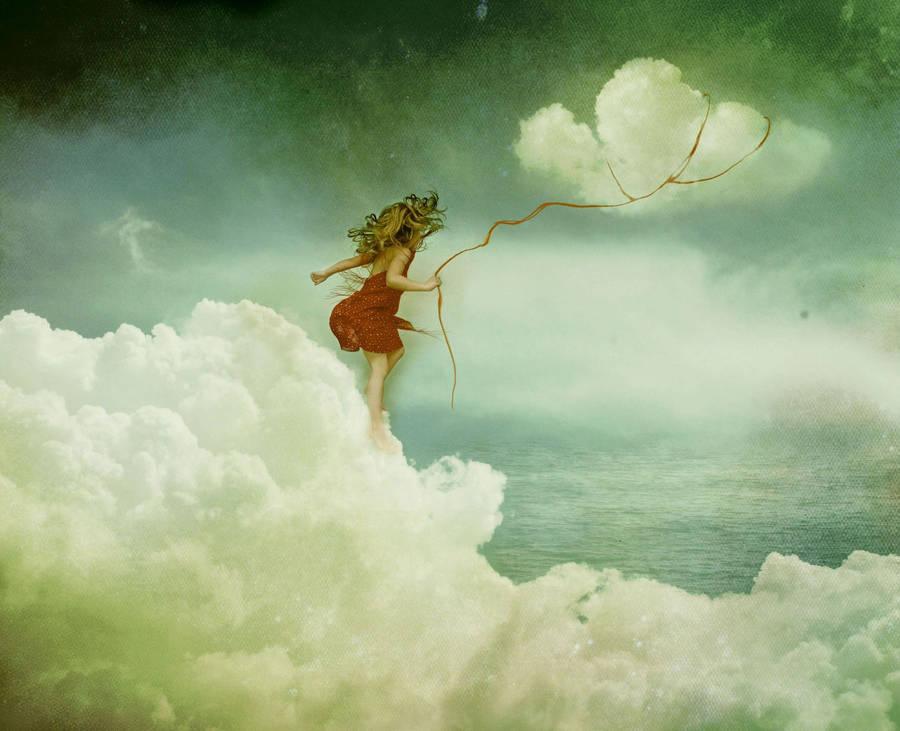 Catch the cloud ... by Grafilogika