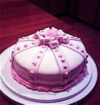 Amateur Fondant Cake 2