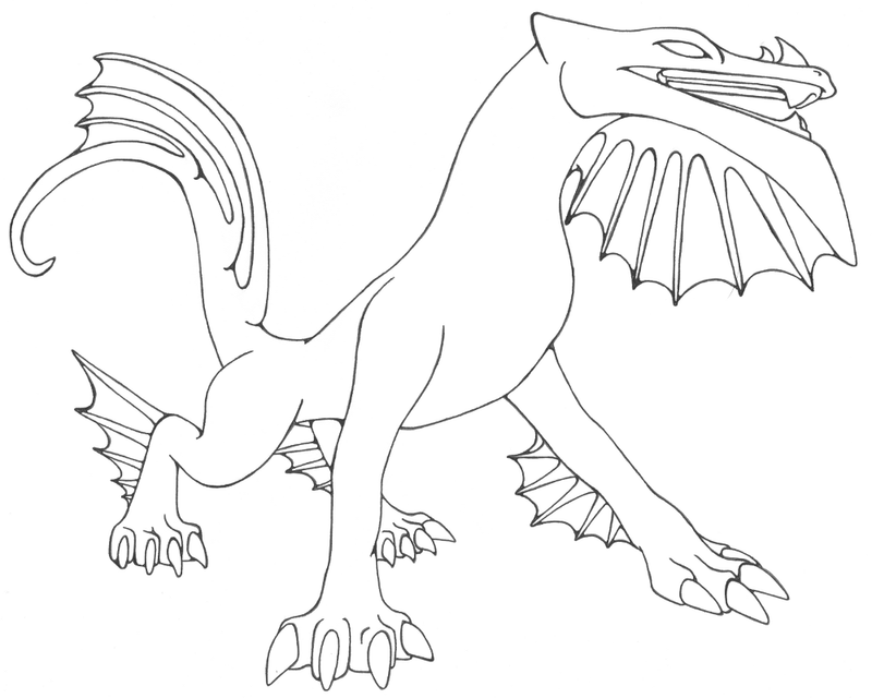 star class dragon template by lumoreanarts on deviantart