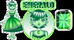 Emerald [ Commission ]