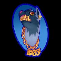 Poochy Gang Mascot