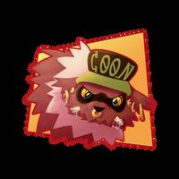 Zigzag Goons Mascot