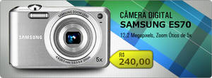 Banner camera digital es70