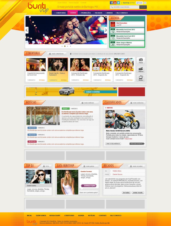 Buriti Vip - Site de Cobertura de festas e eventos