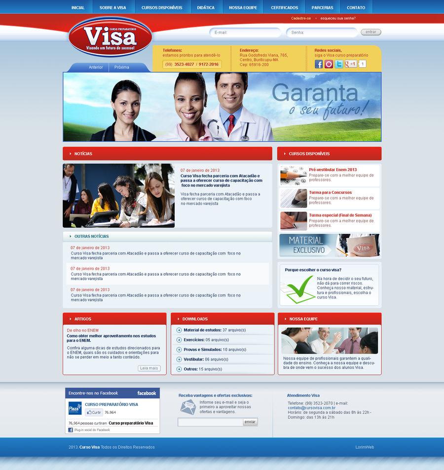 Curso Visa