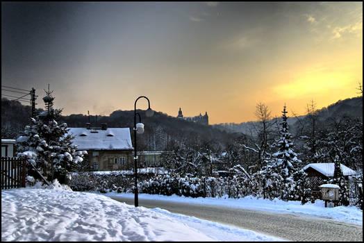In Snow...