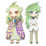 N and Ghetsis