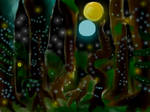 Bioluminescence of the Forest