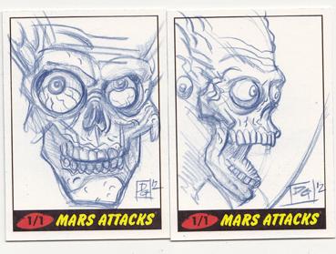 mars attacks by megadavedesigned